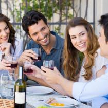 Box de vin Panier Petits Repas Entre Amis