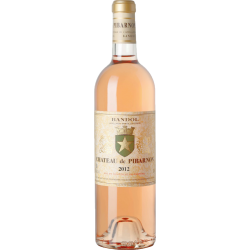 Bandol Rosé 2018 Château Pibarnon