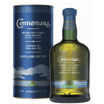 Connemara Distiller's Edition whisky irlandais