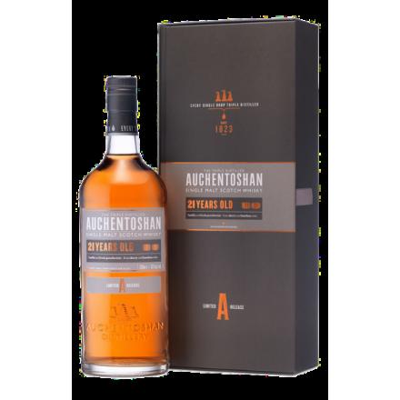 Whisky Auchentoshan 21 ans Single Malt