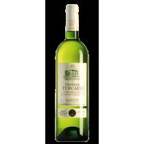 Château TURCAUD- Entre Deux Mers 2014 Bordeaux Blanc
