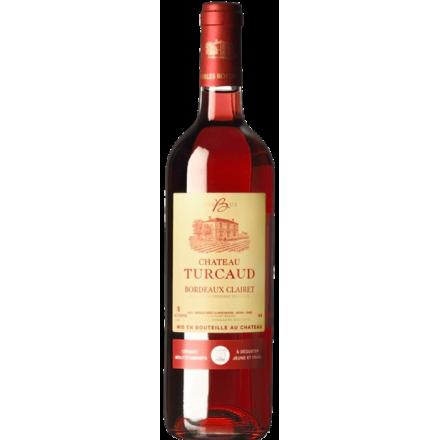 Château TURCAUD- Bordeaux Clairet 2018