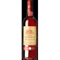 Château TURCAUD- Bordeaux Clairet 2019