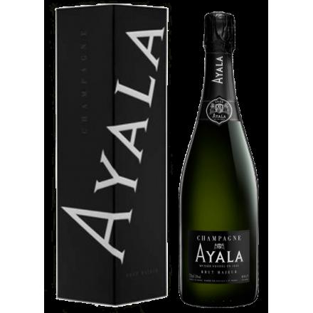 Champagne AYALA Brut Majeur en étui
