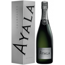 Champagne AYALA Brut Nature en étui