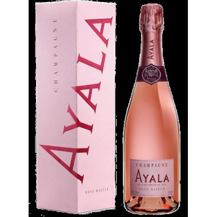 Champagne AYALA Rosé Majeur- En Etui