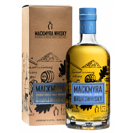 MackMyra Bruks Whisky Suède