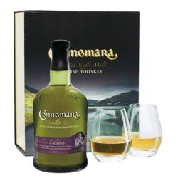 Connemara Distiller's Edition Coffret Whisky