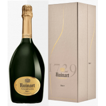 Champagne Ruinart Brut Magnum en coffret
