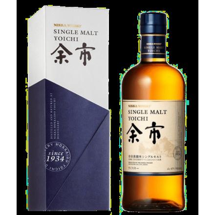 Yoichi Single Malt Nikka Whisky