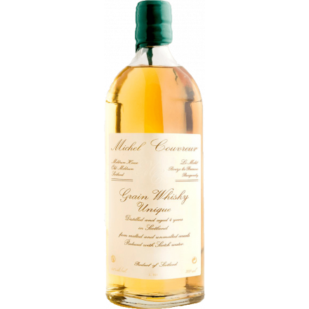 THE UNIQUE Whisky Michel COUVREUR