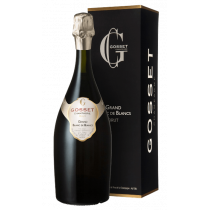 Champagne Gosset Grand Blanc de Blancs Magnum