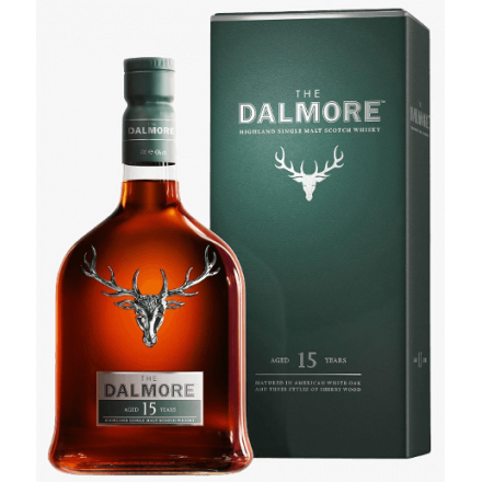Whisky The Dalmore  15 ANS