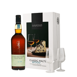 Whisky Lagavulin Distiller Edition En Coffret
