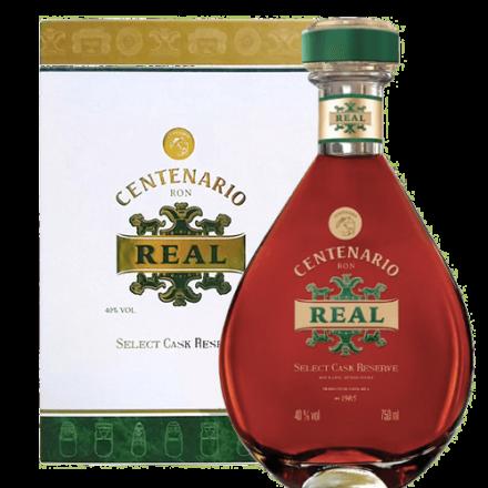 Rhum Centenario Real Cask