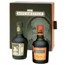 Coffret Rhums DIPLOMATICO