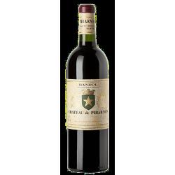 Bandol rouge 2014 Château Pibarnon