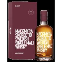 MackMyra Skordetid Whisky