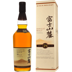 Kirin Single Malt 18 ans