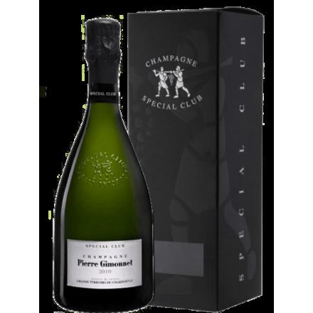 Champagne Pierre Gimonnet Spécial Club 2010