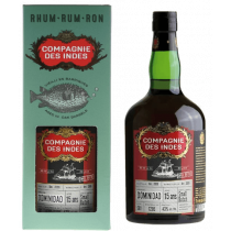 Rhum Compagnie des Indes Dominidad 15 ans Small Batch