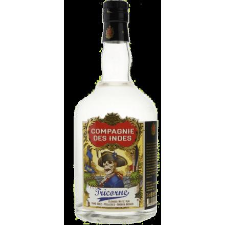 Rhum Blanc Tricorne Compagnie des Indes