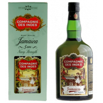 Rhum Jamaica Navy Strength Compagnie des Indes