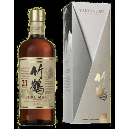 Nikka whisky 21 ans Taketsuru