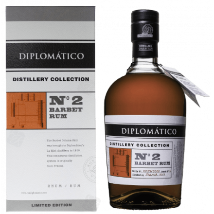 Diplomatico Distillery Collection N°2 Barbet