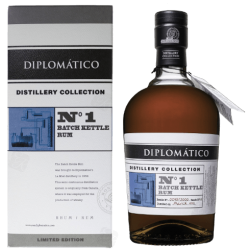 Diplomatico Distillery Collection N°1