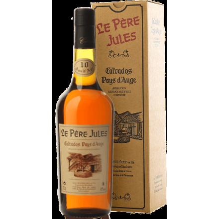 Calvados Le Père Jules 10 ans d'âge