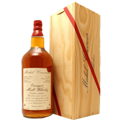 OVERAGED Magnum  WHISKY 43% Michel COUVREUR
