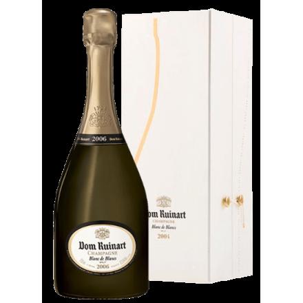 Champagne Dom Ruinart 2006 Coffret