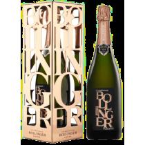 Champagne Bollinger Rosé 2006 Coffret métal