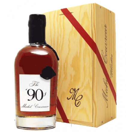 The  90's WHISKY MICHEL COUVREUR
