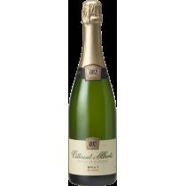 Crémant de Bourgogne Blanc Vitteaut-Alberti