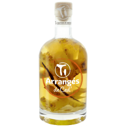 Rhum Arrangé Ti Ced' Ananas Victoria