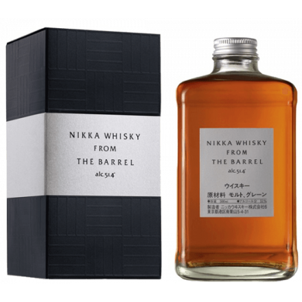 Nikka From The Barrel Whisky Japonais