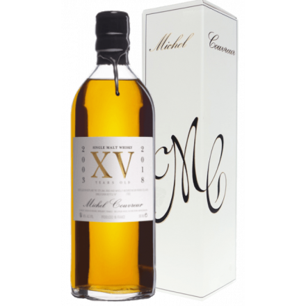 XV Whisky Michel COUVREUR