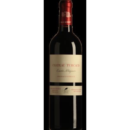 Château TURCAUD- Cuvée Majeure rouge 2017