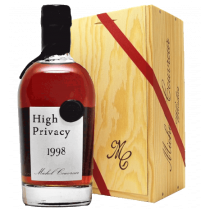 HIGH PRIVACY 1998 SINGLE CASK WHISKY Michel Couvreur