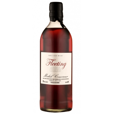 Whisky Michel Couvreur FLEETING P 49.5%