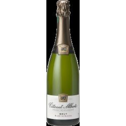 Crémant de Bourgogne Blanc de Blancs Vitteaut Alberti