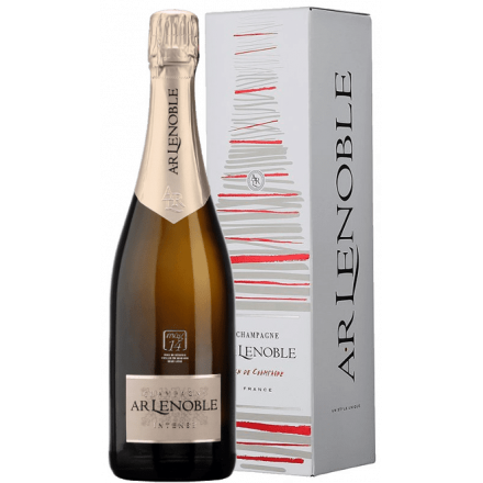 Champagne Lenoble Brut Intense Mag16 Etui