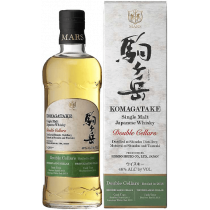 MARS KOMAGATAKE DOUBLE CELLARS WHISKY
