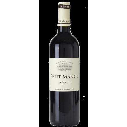 Petit Manou- Medoc 2016 Clos Manou