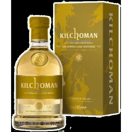 Kilchoman Sauternes Cask Finish whisky