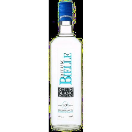 Rhum Bielle Blanc Agricole 40°