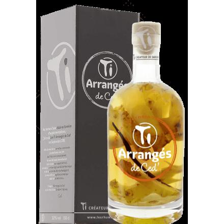 Ti'Arrangé de Ced' Ananas Victoria Magnum