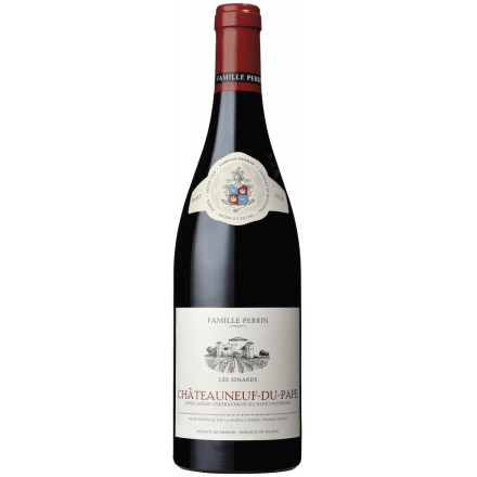Les Sinards rouge 2018 Châteauneuf-du-Pape Famille Perrin